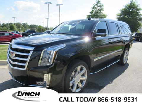 2017 Cadillac Escalade ESV for sale in Auburn, AL
