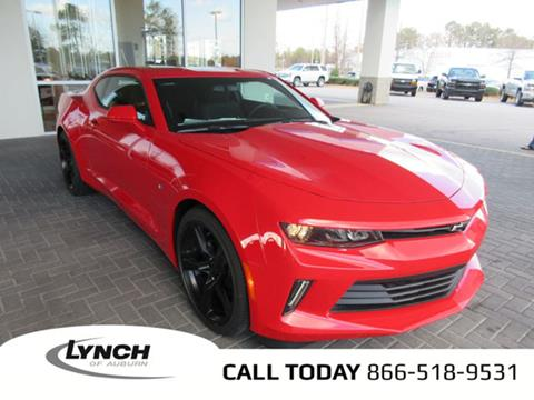 2017 Chevrolet Camaro for sale in Auburn AL