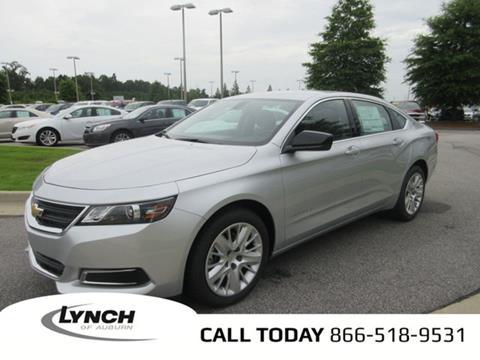 2017 Chevrolet Impala for sale in Auburn AL