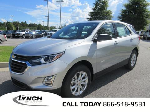 2018 Chevrolet Equinox for sale in Auburn AL