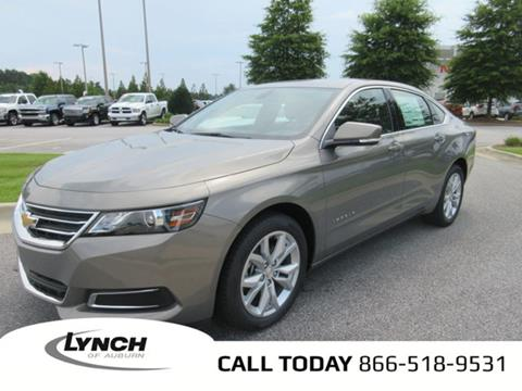 2017 Chevrolet Impala for sale in Auburn, AL