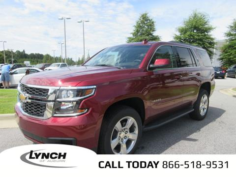 2017 Chevrolet Tahoe for sale in Auburn, AL