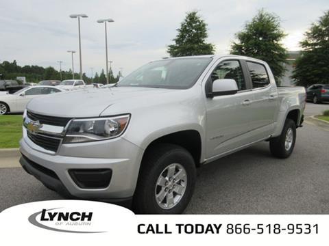 2017 Chevrolet Colorado for sale in Auburn AL