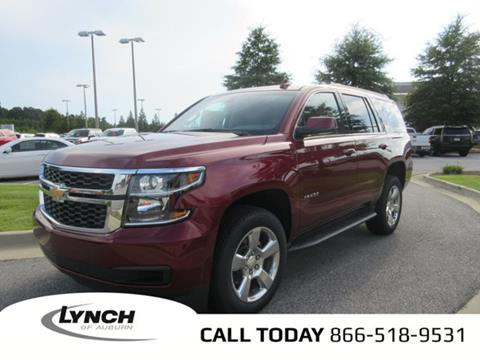 2017 Chevrolet Tahoe for sale in Auburn AL