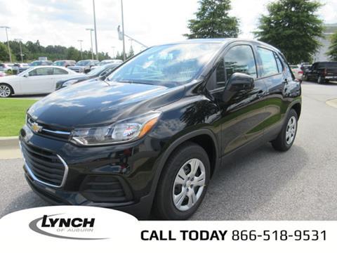 2017 Chevrolet Trax for sale in Auburn AL