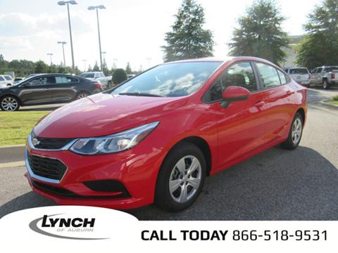 2017 Chevrolet Cruze for sale in Auburn, AL