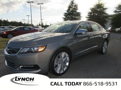 2018 Chevrolet Impala for sale in Auburn, AL