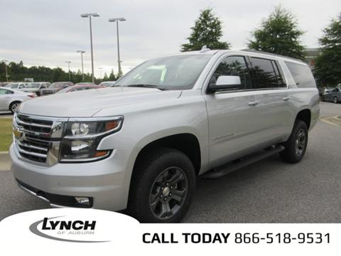 2017 Chevrolet Suburban for sale in Auburn AL