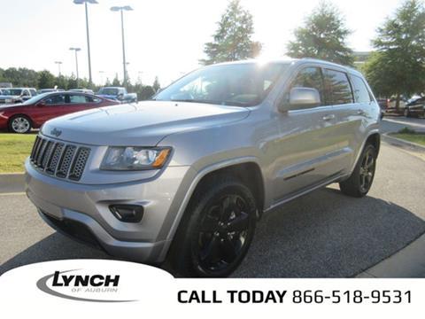 2015 Jeep Grand Cherokee for sale in Auburn, AL