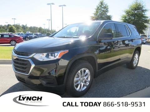 2018 Chevrolet Traverse for sale in Auburn AL