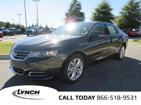 2018 Chevrolet Impala for sale in Auburn, AL