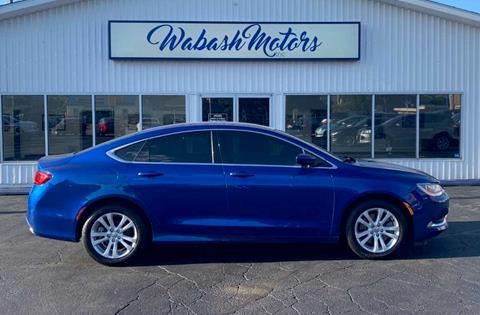 2016 Chrysler 200 for sale in Terre Haute, IN