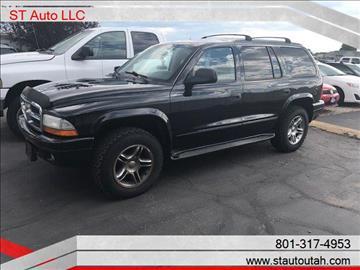 2003 Dodge Durango for sale in Ogden, UT