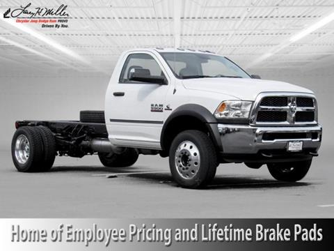 2017 RAM Ram Chassis 5500 for sale in Provo, UT