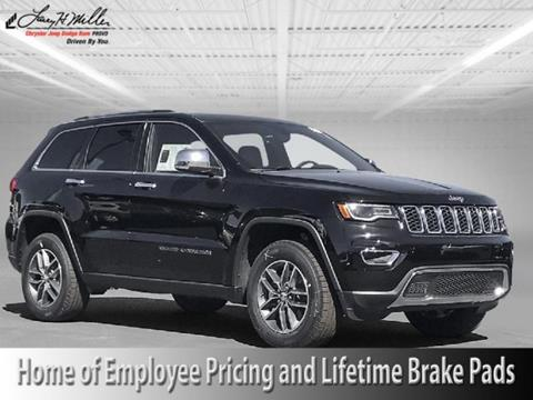 2017 Jeep Grand Cherokee for sale in Provo UT