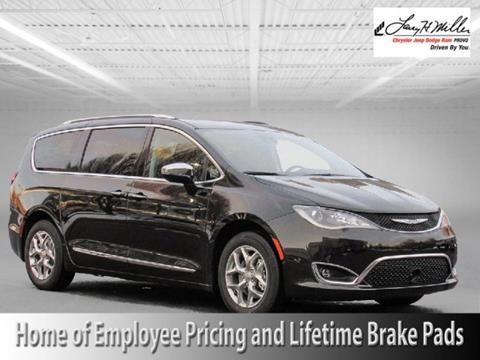 2017 Chrysler Pacifica for sale in Provo, UT