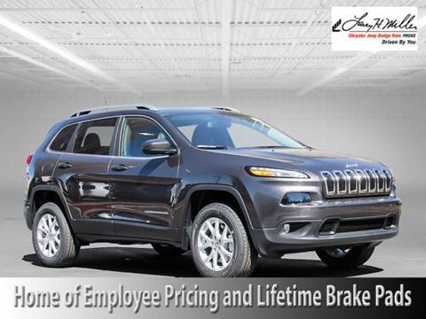 2017 Jeep Cherokee for sale in Provo UT