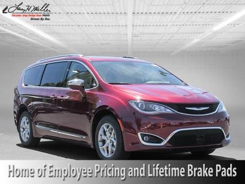 2017 Chrysler Pacifica for sale in Provo UT