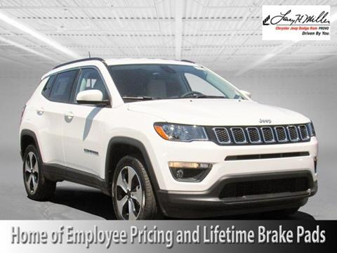 2018 Jeep Compass for sale in Provo UT