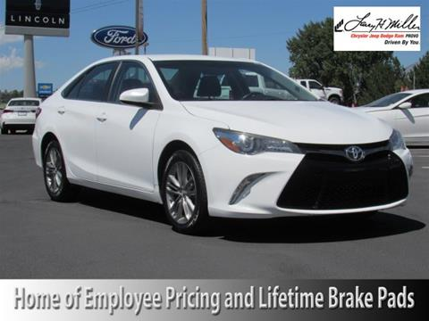 2016 Toyota Camry for sale in Provo, UT
