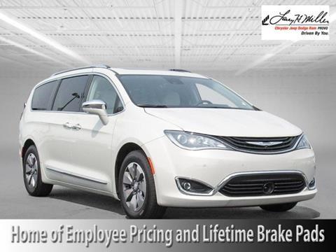 2017 Chrysler Pacifica Hybrid for sale in Provo UT