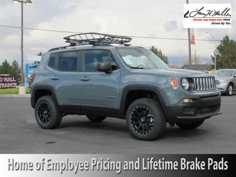 2017 Jeep Renegade for sale in Provo UT