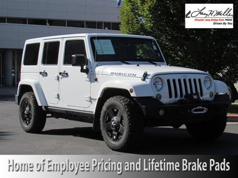 2014 Jeep Wrangler Unlimited for sale in Provo UT