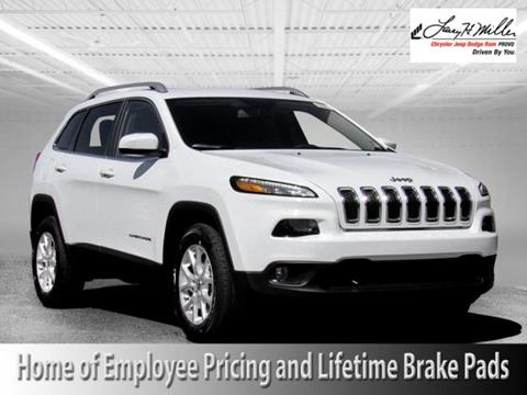 2018 Jeep Cherokee for sale in Provo UT