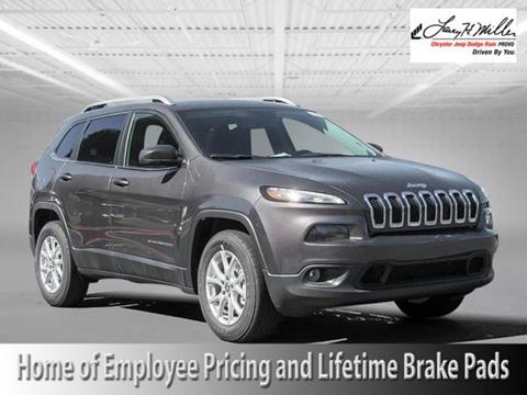 2018 Jeep Cherokee for sale in Provo, UT