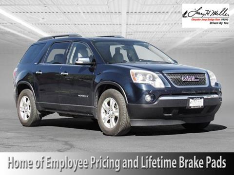 2007 GMC Acadia for sale in Provo, UT