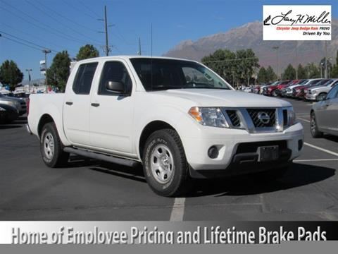 2013 Nissan Frontier for sale in Provo UT