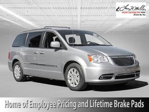 2016 Chrysler Town and Country for sale in Provo UT
