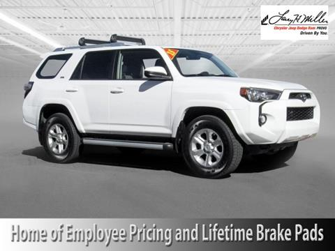 2015 Toyota 4Runner for sale in Provo, UT