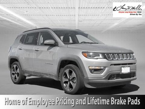 2018 Jeep Compass for sale in Provo, UT