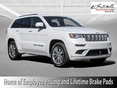 2018 Jeep Grand Cherokee for sale in Provo, UT