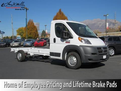 2018 RAM ProMaster Cab Chassis for sale in Provo, UT