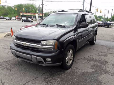 2003 Chevrolet TrailBlazer for sale in Indianapolis, IN