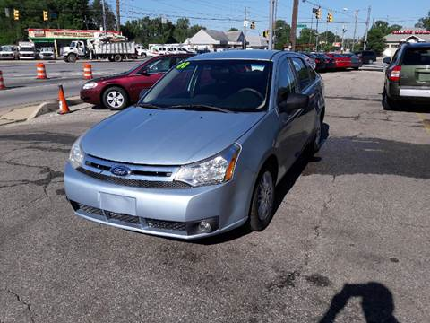 2008 Ford Focus for sale in Indianapolis, IN