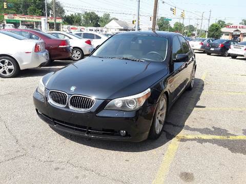 2004 BMW 5 Series for sale in Indianapolis, IN