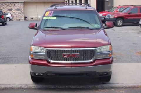 2003 GMC Yukon XL for sale in Allentown, PA
