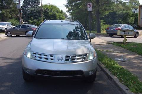 2003 Nissan Murano for sale in Allentown, PA