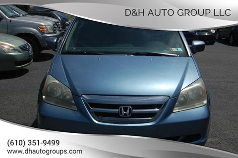 2005 Honda Odyssey for sale in Allentown, PA