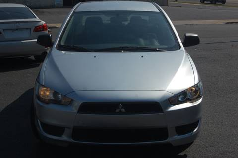 2010 Mitsubishi Lancer for sale in Allentown, PA