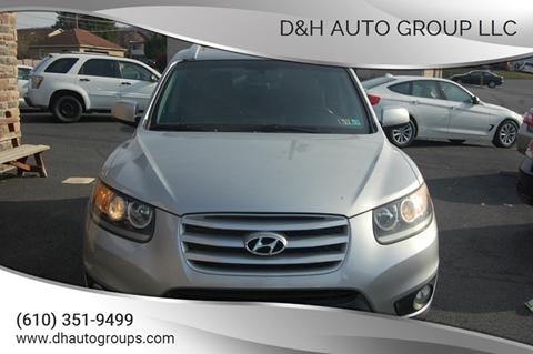 2012 Hyundai Santa Fe for sale in Allentown, PA