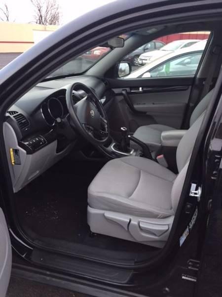 2011 Kia Sorento for sale at C4 AUTO GROUP in Miami OK