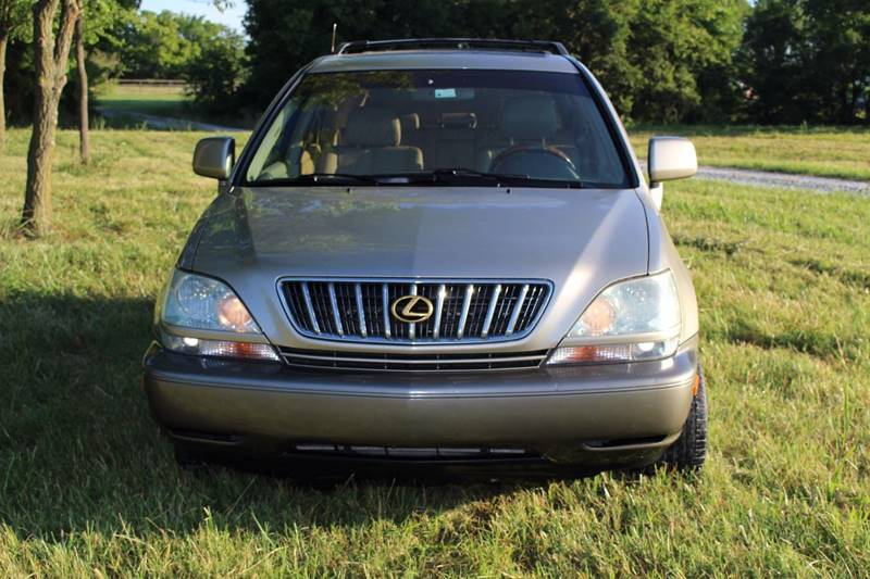 2001 Lexus RX 300 for sale at C4 AUTO GROUP in Miami OK