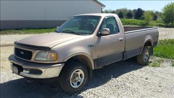 1997 Ford F-150 for sale at OLSGARD AUTO SALES in Decorah IA