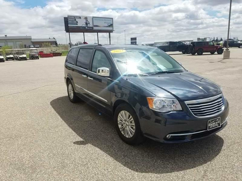 2013 Chrysler Town and Country for sale at OLSGARD AUTO SALES in Decorah IA