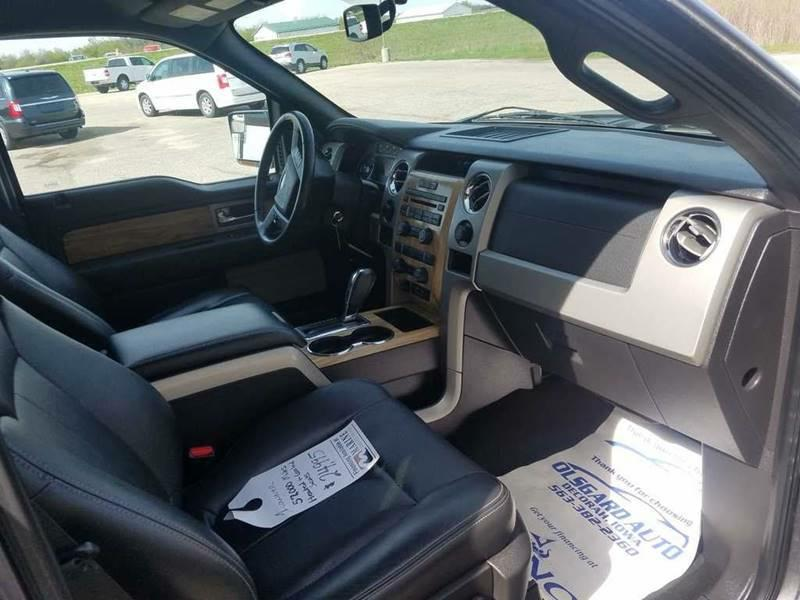2011 Ford F-150 for sale at OLSGARD AUTO SALES in Decorah IA