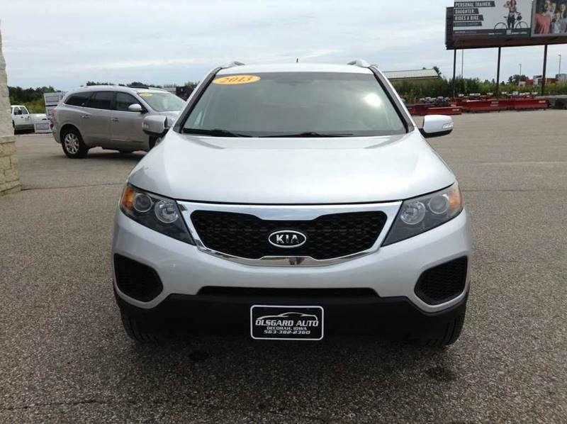 2013 Kia Sorento for sale at OLSGARD AUTO SALES in Decorah IA
